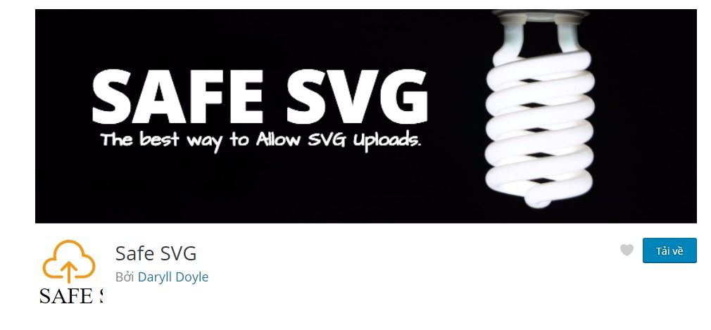 Safe Svg