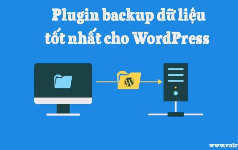 Plugin sao lưu WordPress tốt nhất năm 2021