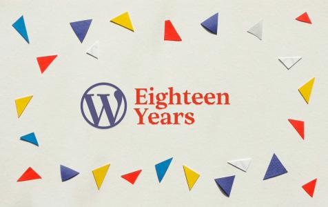 Chúc mừng sinh nhật WordPress – 18 năm phát triển của WordPress