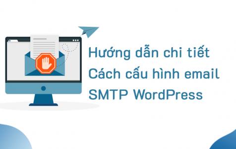 Không gửi được email trong WordPress và cách khắc phục
