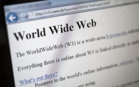 Website đầu tiên trên thế giới có diện mạo ra sao?