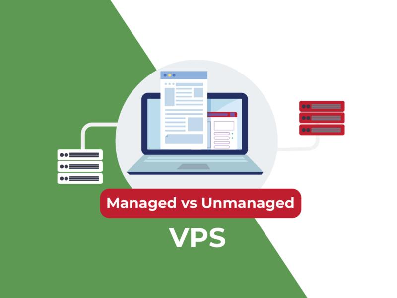 unmanaged vs managed vps